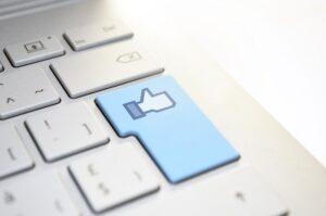 לייק של פייסבוק
